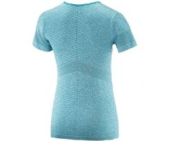 Salomon Elevate Seamless SS Womens Running Top