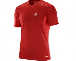 Salomon Trail Runner SS Mens Running Top
