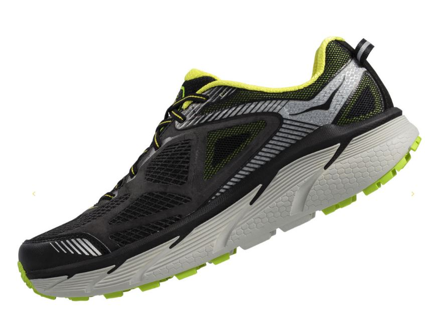Challenger ATR 3 Mens Black Bright Green Citrus