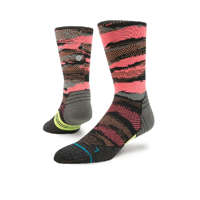 Stance Falcon Crew Fusion Run Socks (M)