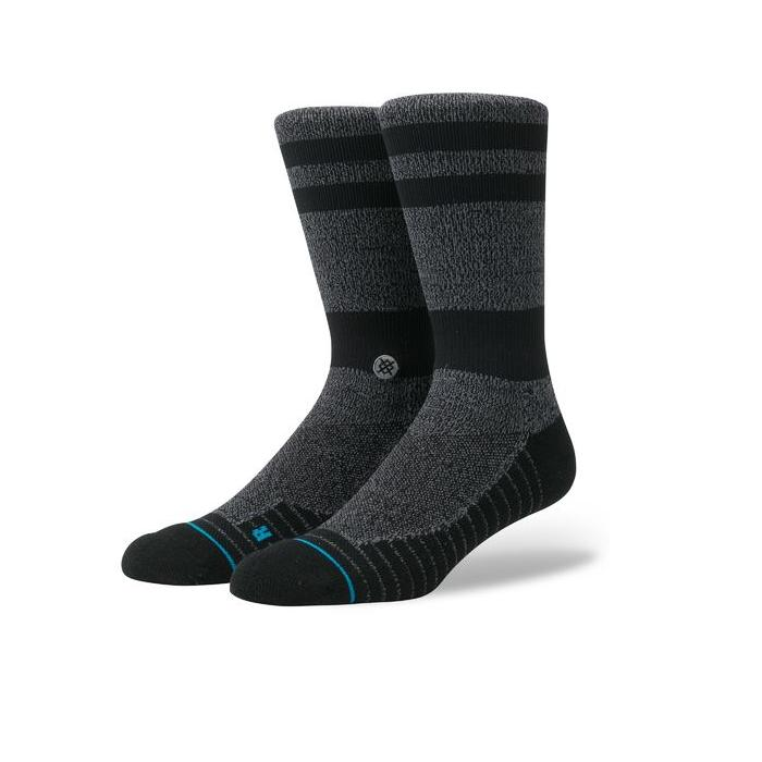 Stance Training Crew Fusion Athletic Socks (M)