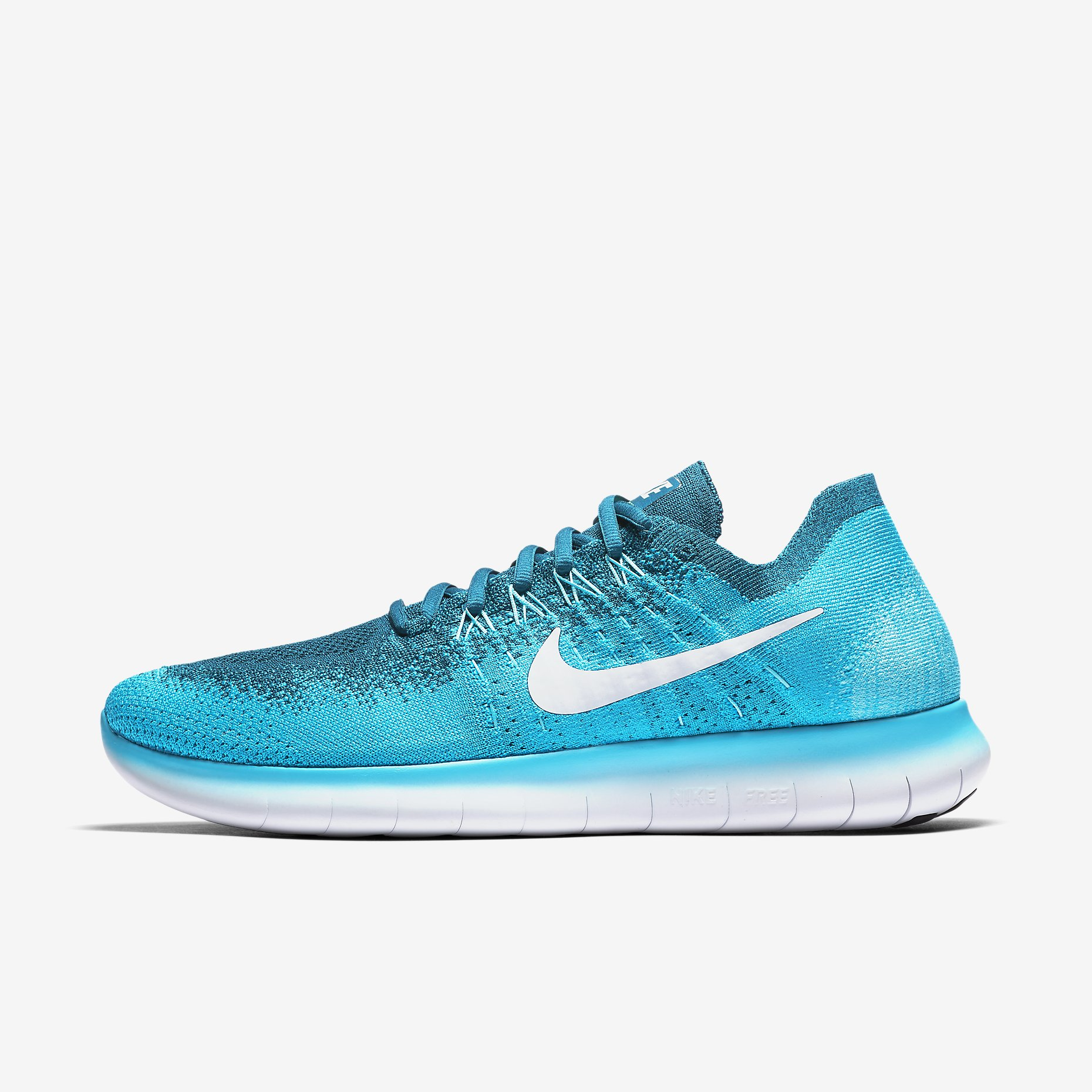 Nike Free RN Flyknit 2017 Men's Running Shoes