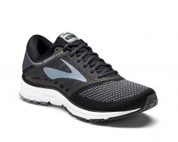 Brooks Revel Men's Running Shoe - Black/Anthracite/PrimerGrey