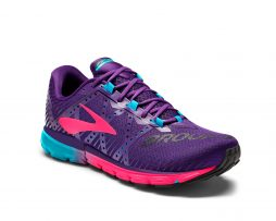 Brooks Neuro 2 Women's Running Shoe - VioletIndigo/TealVictory/DivaPink