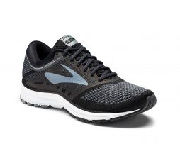 Brooks Revel - Black/Anthracite/PrimerGrey