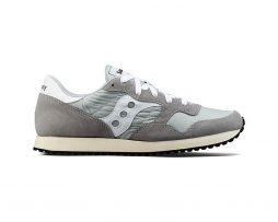 Saucony DXN Trainer Vintage Men's Shoe Grey/White