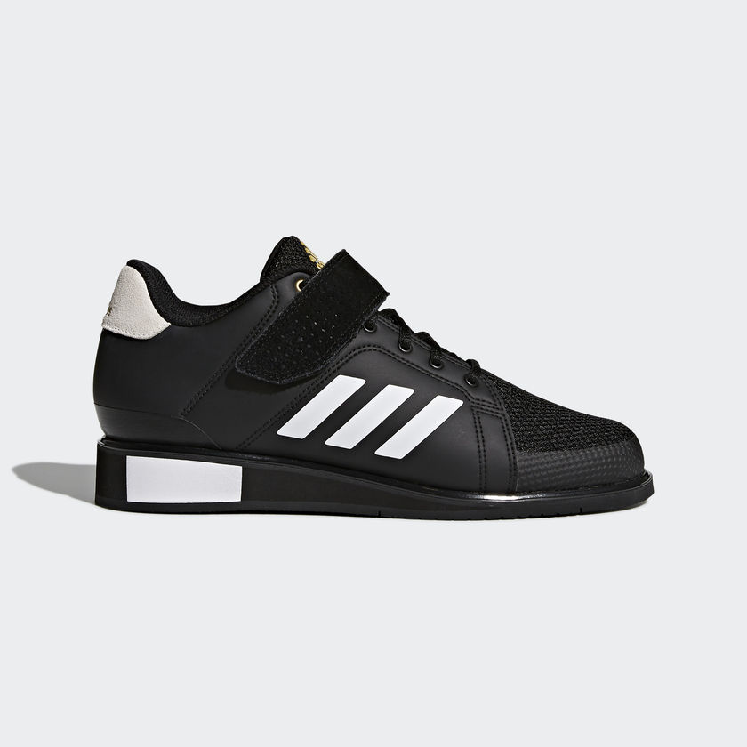 Adidas Power Perfect III Weightlifting Shoes - ALTON SPORTS 8a7b87668