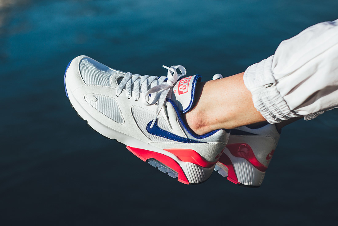 Nike Air Max 180 UltraMarine Women's Shoes