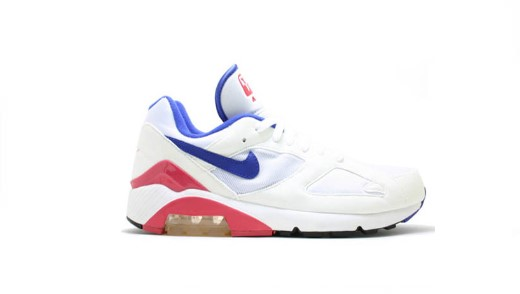new style 795a2 d2b66 Nike Air Max 180 UltraMarine Womens Shoes