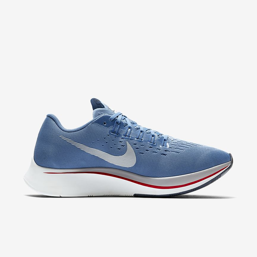 Nike Zoom Fly Mens Running Shoes  Aegean Storm
