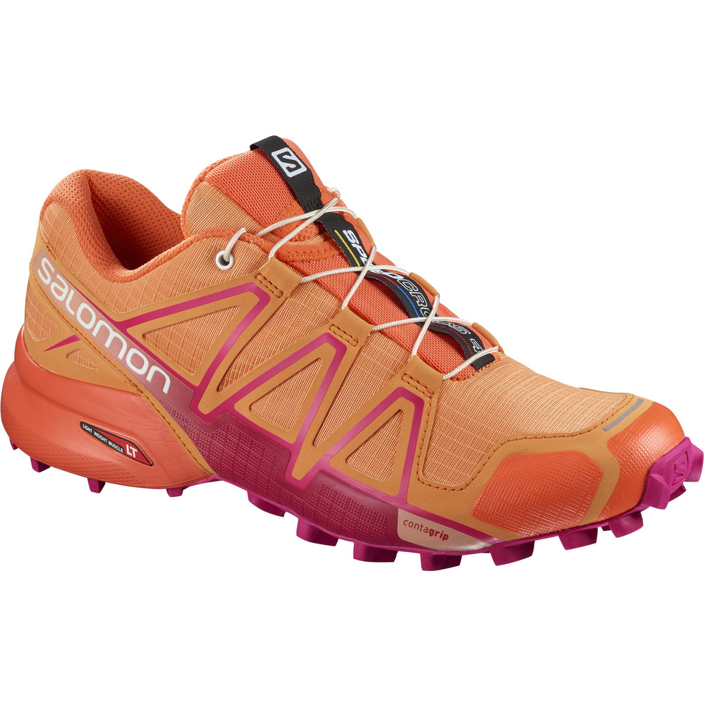 b72f2a01557f Salomon Speedcross 4 Womens Running Shoes