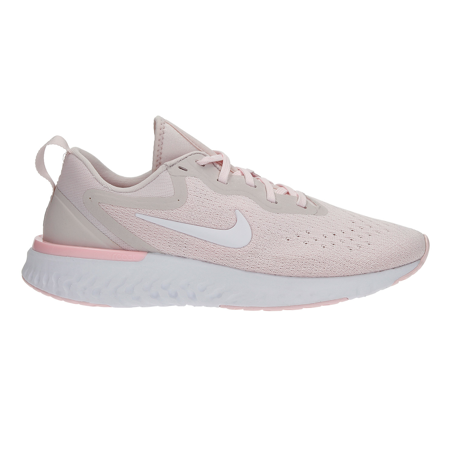 promo code 7264c 3335b Nike Odyssey React Womens Running Shoes  PinkWhite
