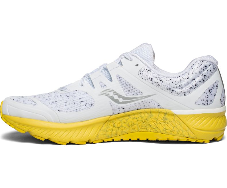 Shoe Review: Saucony White Noise Collection Canadian