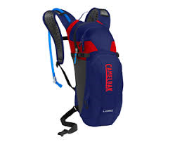 Pitch Blue Lobo Racing Red CamelBak LOBO 3Litre Hydration System