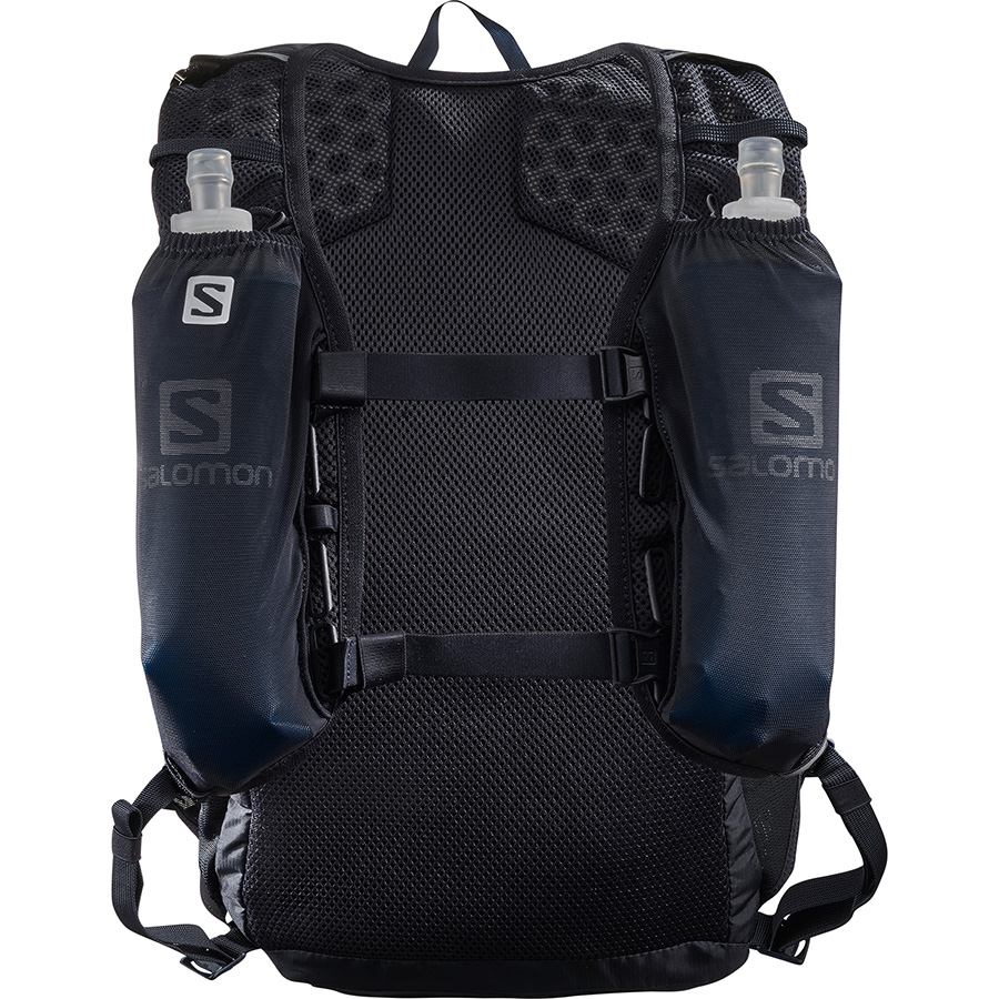 efc7b084 Salomon Agile 12 Set Running Backpack | Night Sky