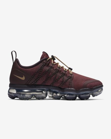 buy popular ca416 7aafc Nike Air VaporMax Run Utility Women's Shoes | Burgundy Crush