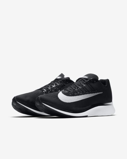 hot sale online 827a7 ed78c Nike Zoom Fly Womens Running Shoes  Black