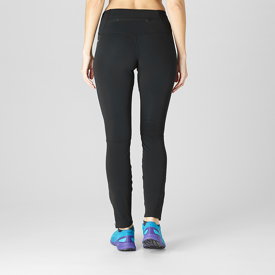 Salomon Trail Runner Women's Tights | Black