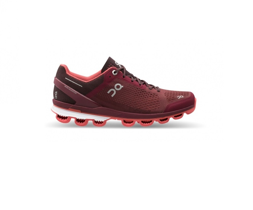 ON Cloud Surfer Women's Running Shoes | MulberryCoral