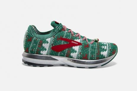 release date: 5b148 9634f Brooks Levitate 2 Women's Running Shoes | Ugly Sweater Limited Edition