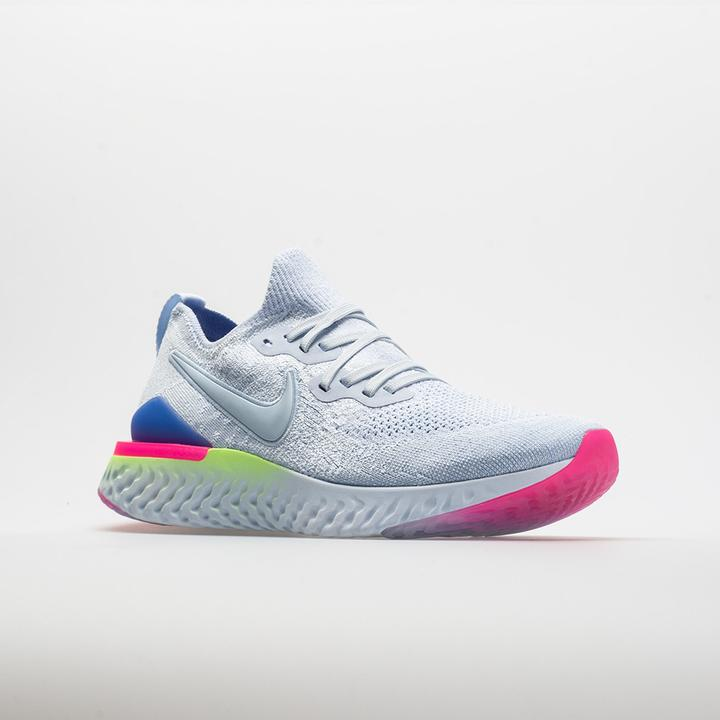 size 40 59922 69e7b Nike Epic React Flyknit 2 Women's Running Shoe | Hydrogen Blue