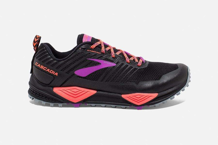 a5aaf0361d Brooks Cascadia 13 Women's Trail Running Shoes | Black - Alton Sports