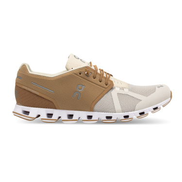new style 56d02 ea1e9 ON Cloud 50 | 50 Men's Running Shoes | Caramel/Pearl