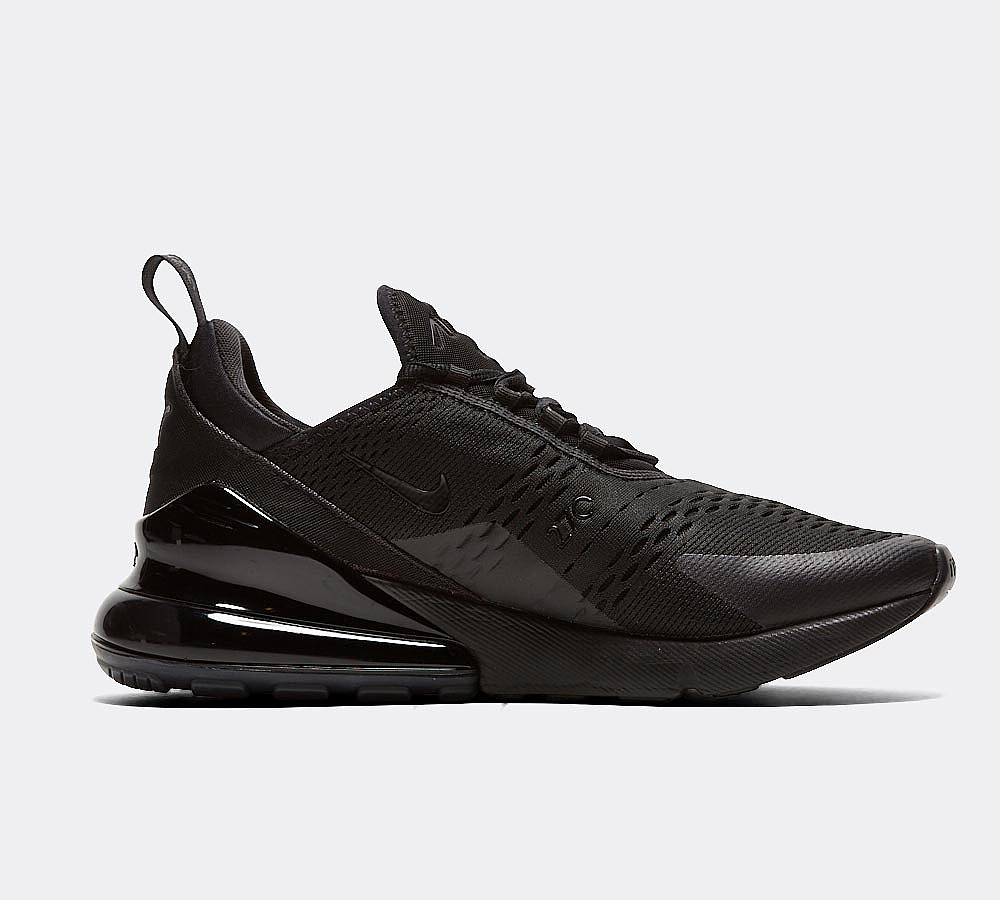 100% authentic 199af daf9e Nike Air Max 270 Women's Shoes | Black
