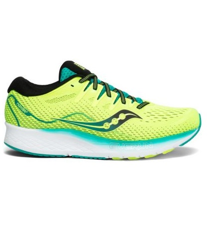 dcfa8727fb Saucony Ride ISO 2 Men's Running Shoes | Citreon/Green