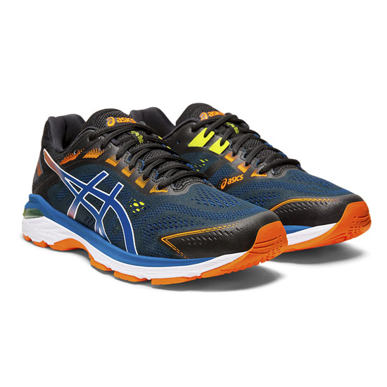 cf5bce090c Asics GT-2000™ 7 Men's Running Shoes | Black / Lake Drive