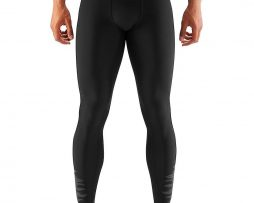 a46c3adc87807 Skins Men's Dynamic Thermal Running Tights   Black