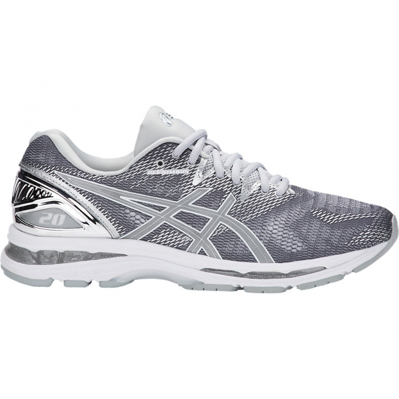 Asics Gel Nimbus 20 Men's | Platinum Edition