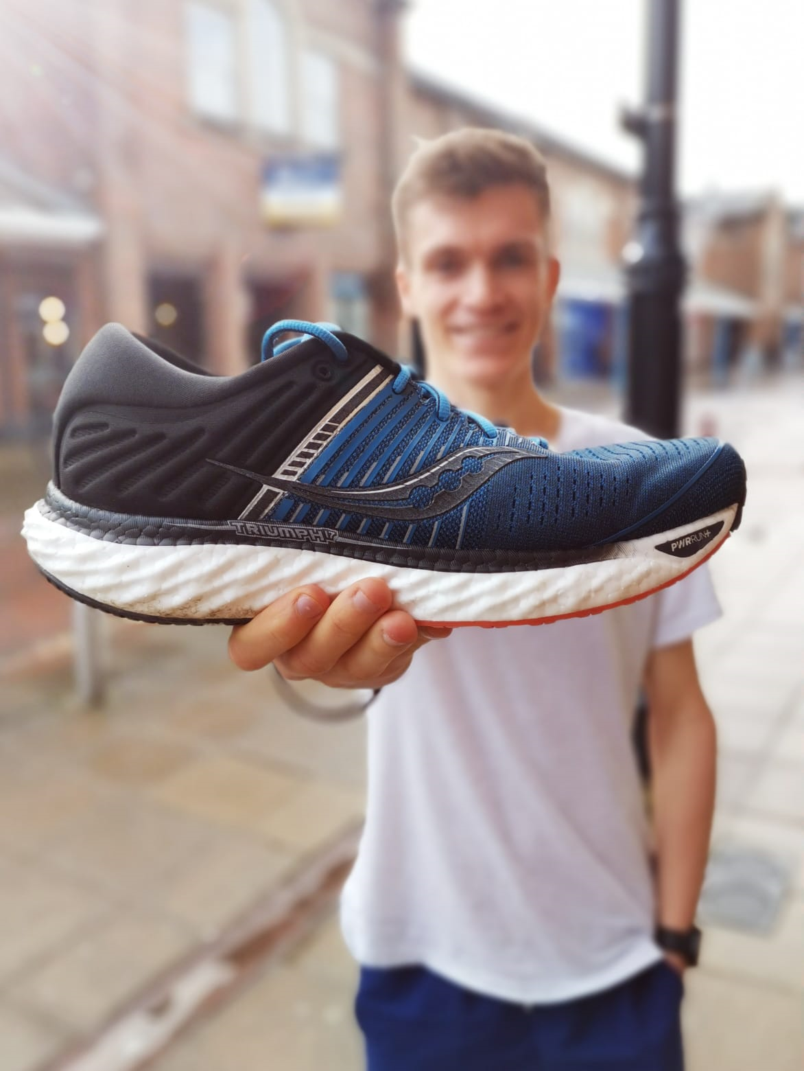 Saucony Triumph 17 review - Will Bryan
